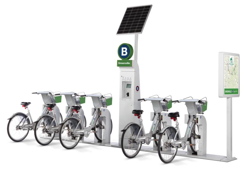 Greenville BCycle